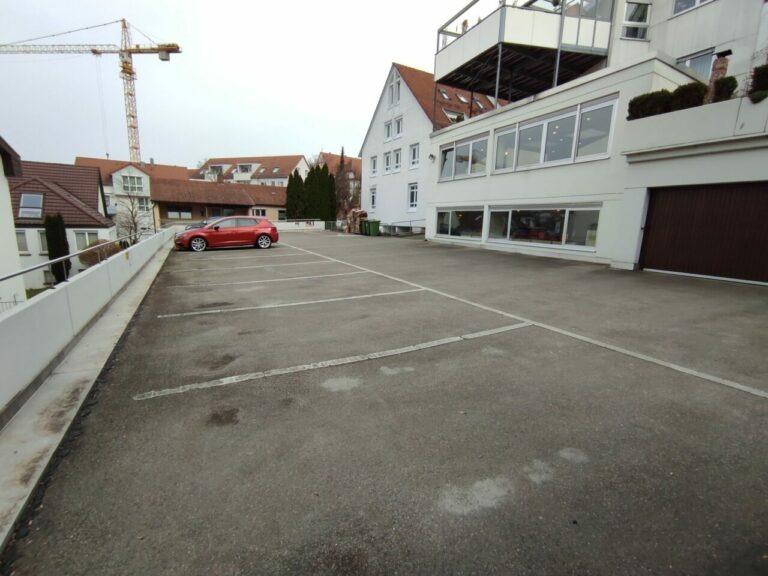 Schuhaus Dietle - Parkplatz