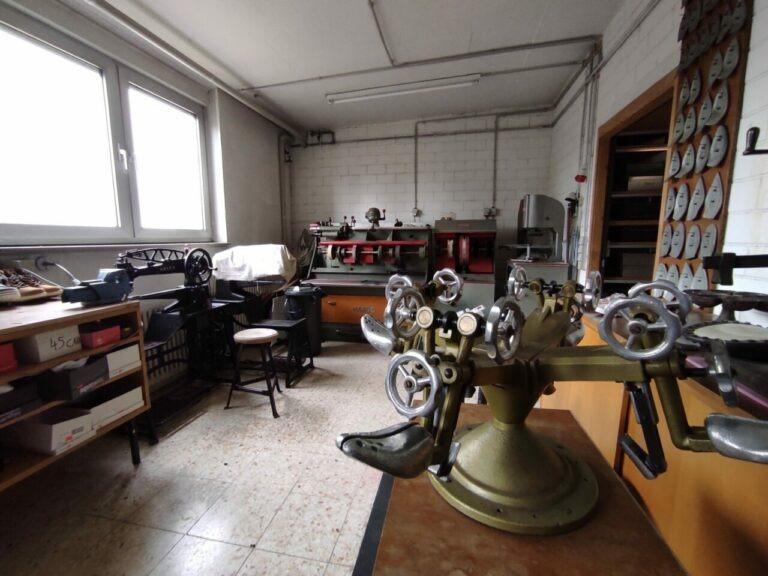 Schuhaus Dietle - Reparatur Werkstatt